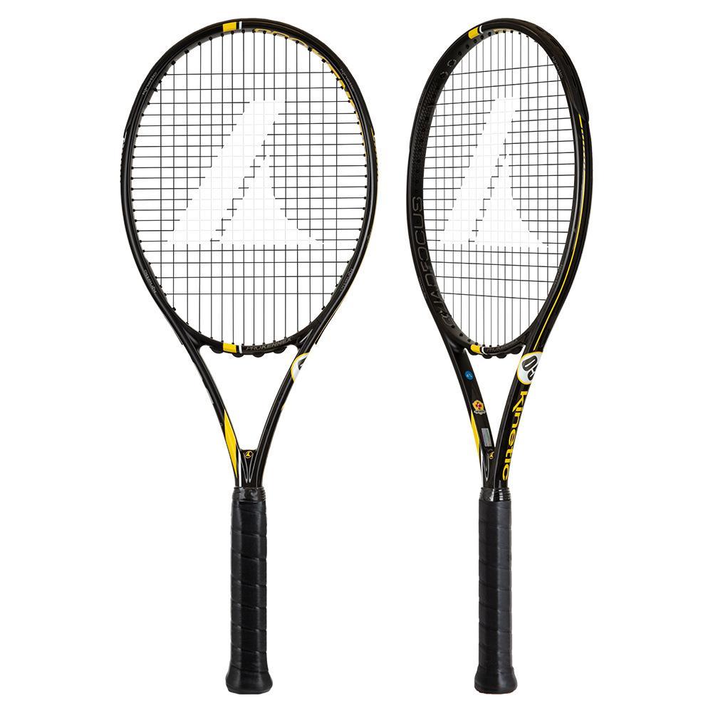 2019 Ki Q + 5x Pro Demo Tennis Racquet