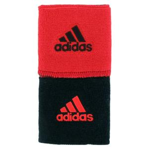 Interval Reversible Wristband HI-Res Red and Black