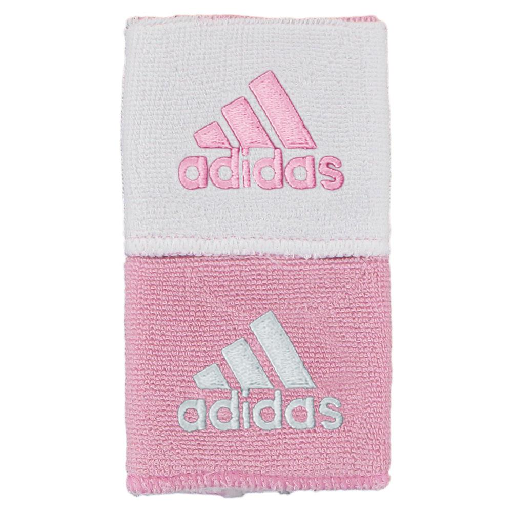 Interval Reversible Wristband Gala Pink And White