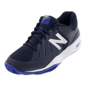 Men`s 1006v1 2E Width Tennis Shoes Pigment and UV Blue