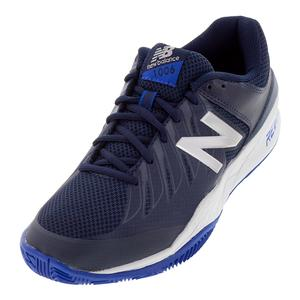Men`s 1006v1 4E Width Tennis Shoes Pigment and UV Blue