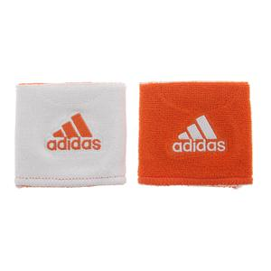 Interval Reversible Wristband Collegiate Orange and White