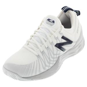 Men`s Fresh Foam LAV 2E Width Tennis Shoes White