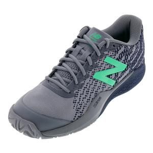Men`s 996v3 D Width Tennis Shoes Reflection and Pigment