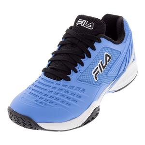 size 40 9c574 19b57 SALE Men`s Axilus 2 Energized Tennis Shoes Little Boy Blue, Black, and White