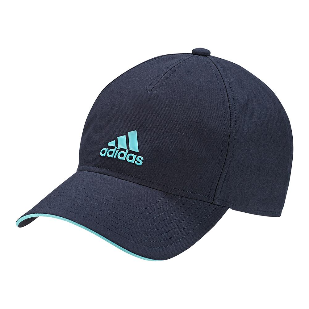 C40 Five Panel Ultimate Climalite Tennis Cap Legend Ink And Blue Spirit