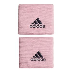 Small Tennis Wristband True Pink and Legend Ink
