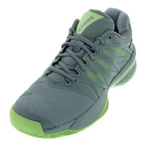 Women`s Ultrashot 2 Tennis Shoes Abyss and Paradise Green