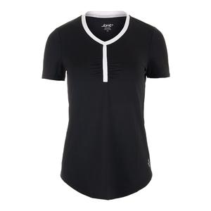 Women`s Tennis Top Black