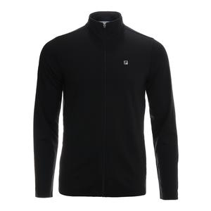 Men`s Set Point Tennis Jacket Black