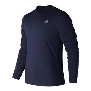 Men`s Accelerate Long Sleeve Tennis Top Pigment