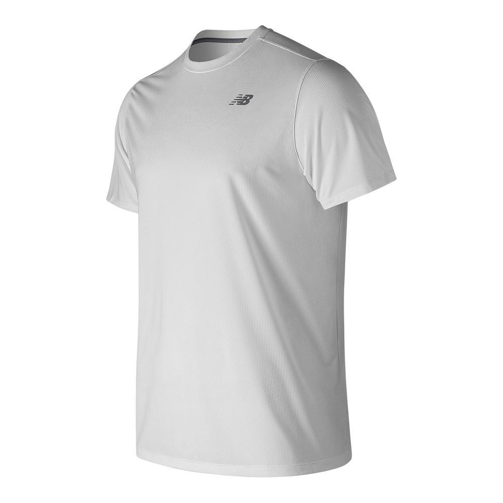 new balance tennis shirt