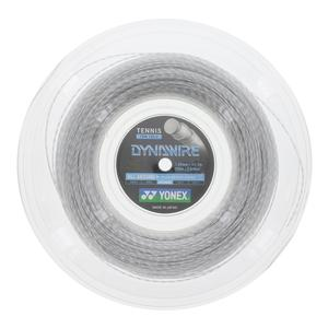 Dynawire 16L Tennis String White and Silver