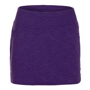 Women`s Melange Mina Tennis Skort Purple Mist