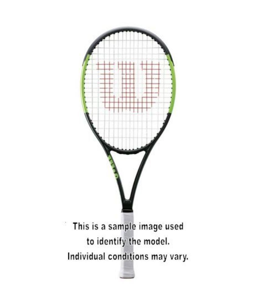 Tennis Express Wilson Blade Team 99 Lite Used Tennis Racquet 4 3 8