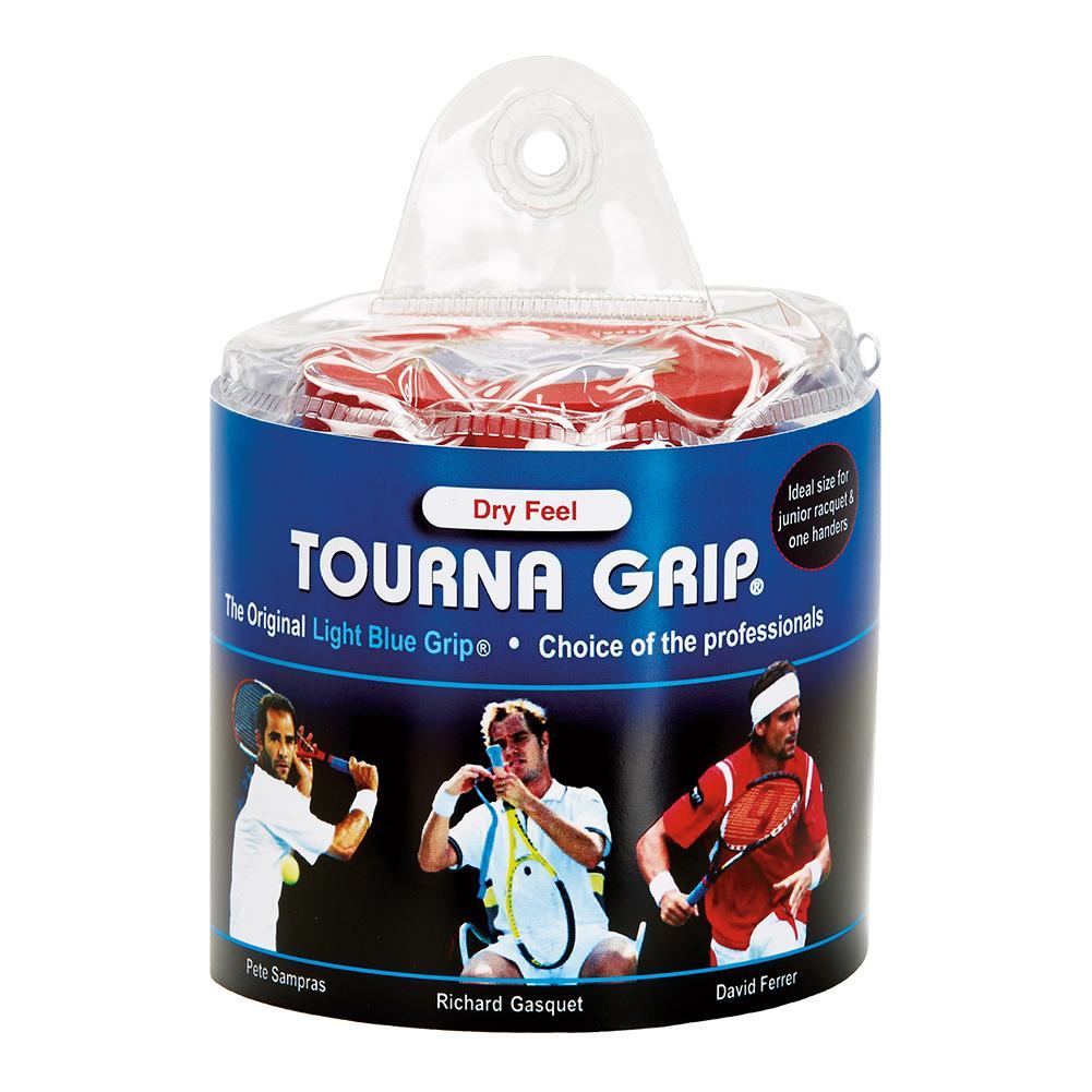 Tourna Grip 30 Grip Pack Blue