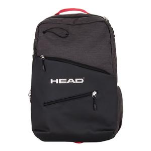 Women`s Tennis Backpack Gray and Red