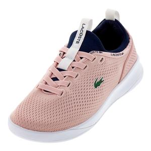 Women`s LT Spirit 2.0 Textile Sneakers Light Pink and Navy