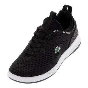 Men`s LT Spirit 2.0 Textile Sneakers Black and White