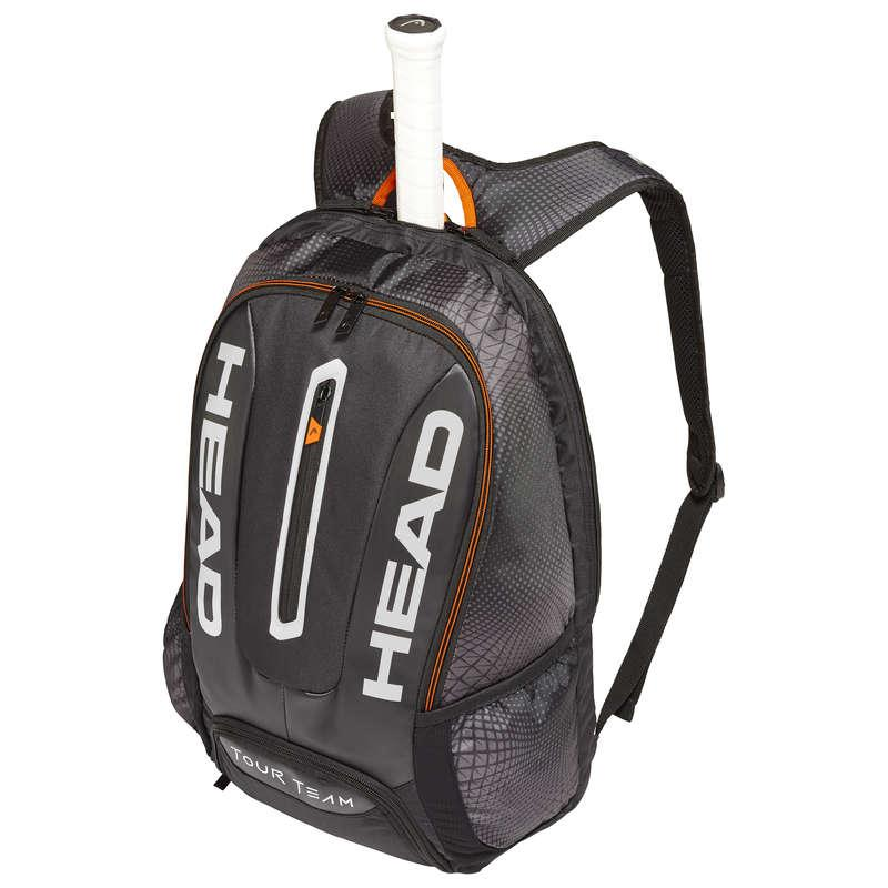 ea61836d66 HEAD HEAD Tour Team Tennis Backpack Black And Silver. Zoom