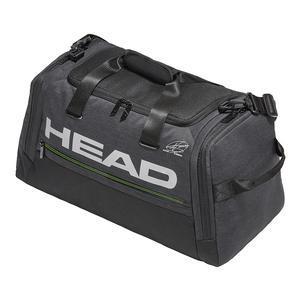 Djokovic Duffle Tennis Bag Black