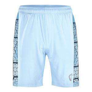 Boys` Hex Woven Panel Tennis Short Arctic