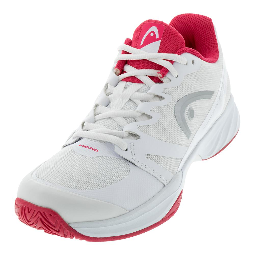 Women's Sprint Pro 2.5 Tennis Shoes White And Pink
