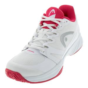 Women`s Sprint Pro 2.5 Tennis Shoes White and Pink
