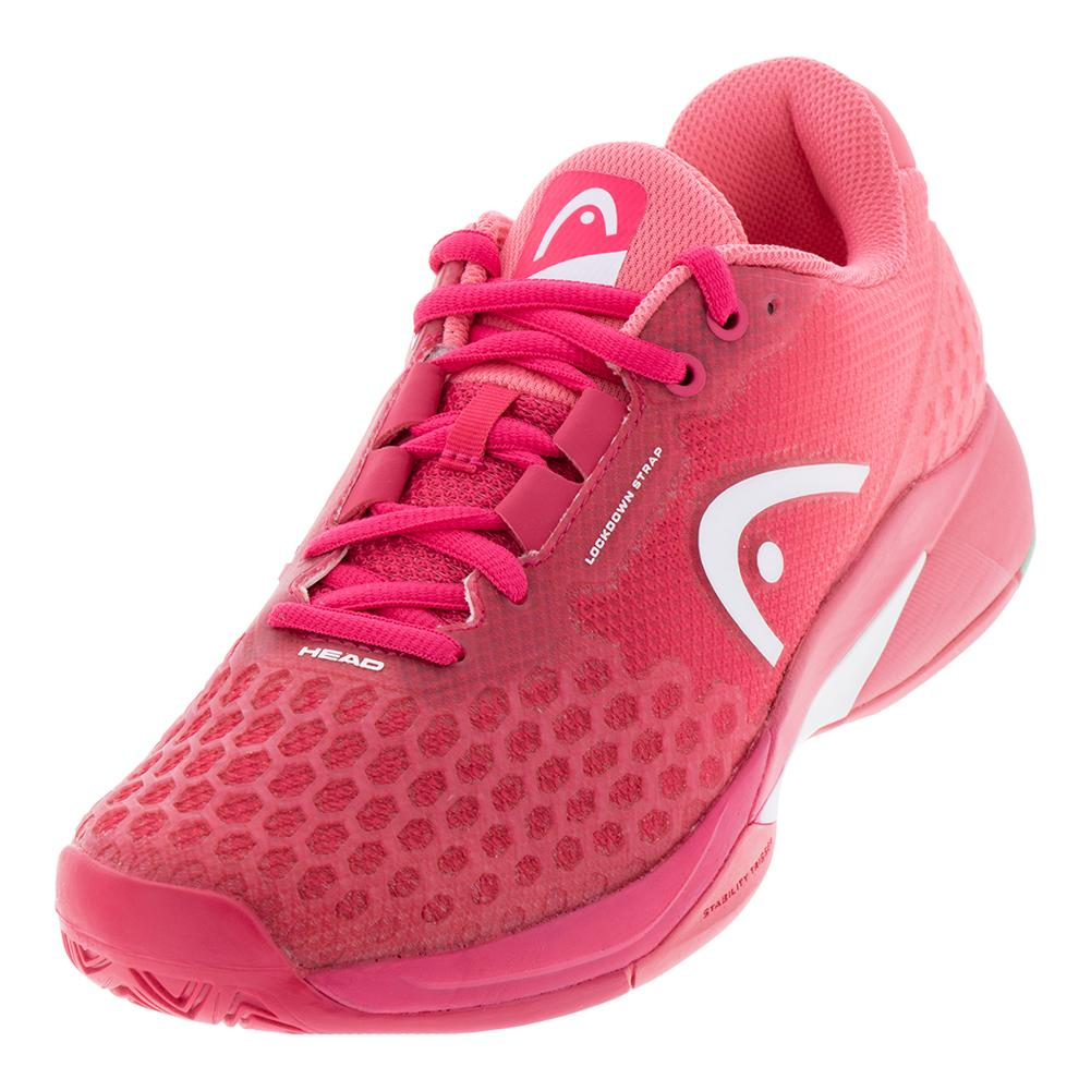 Women's Revolt Pro 3.0 Tennis Shoes Magenta And Pink