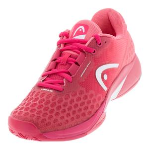 Women`s Revolt Pro 3.0 Tennis Shoes Magenta and Pink