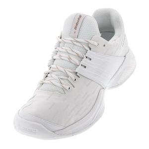 Women`s Propulse Fury All Court Wimbledon Tennis Shoes White
