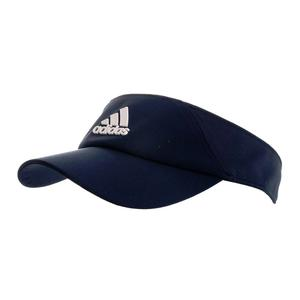 Climalite Tennis Visor Legend Ink and White