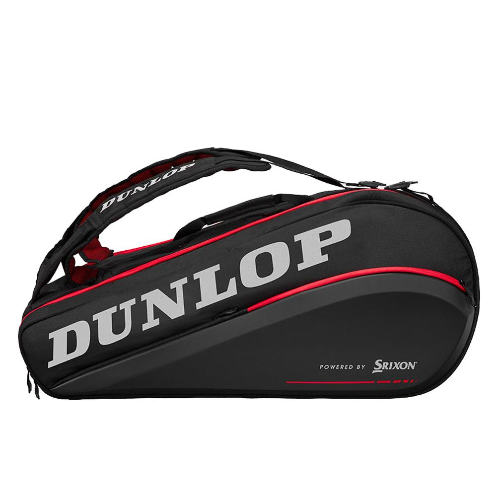 Cx Performance 9 Pack Tennis Bag Black And Red
