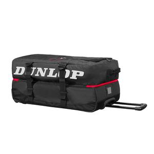 CX Performance Wheelie Tennis Bag Black and Red