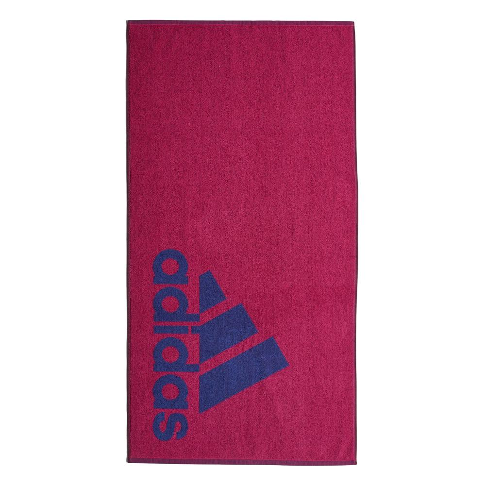 Small Tennis Towel Magenta And Blue