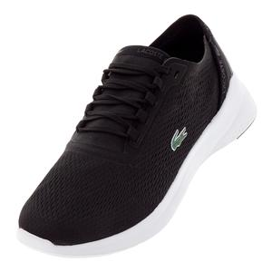 Men`s LT Fit 119 Shoes Black and White
