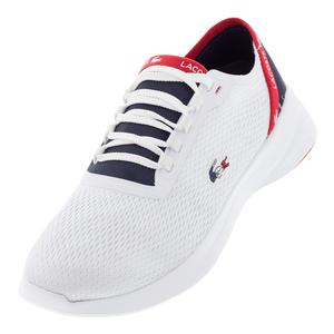Men`s LT Fit 119 Shoes White and Navy