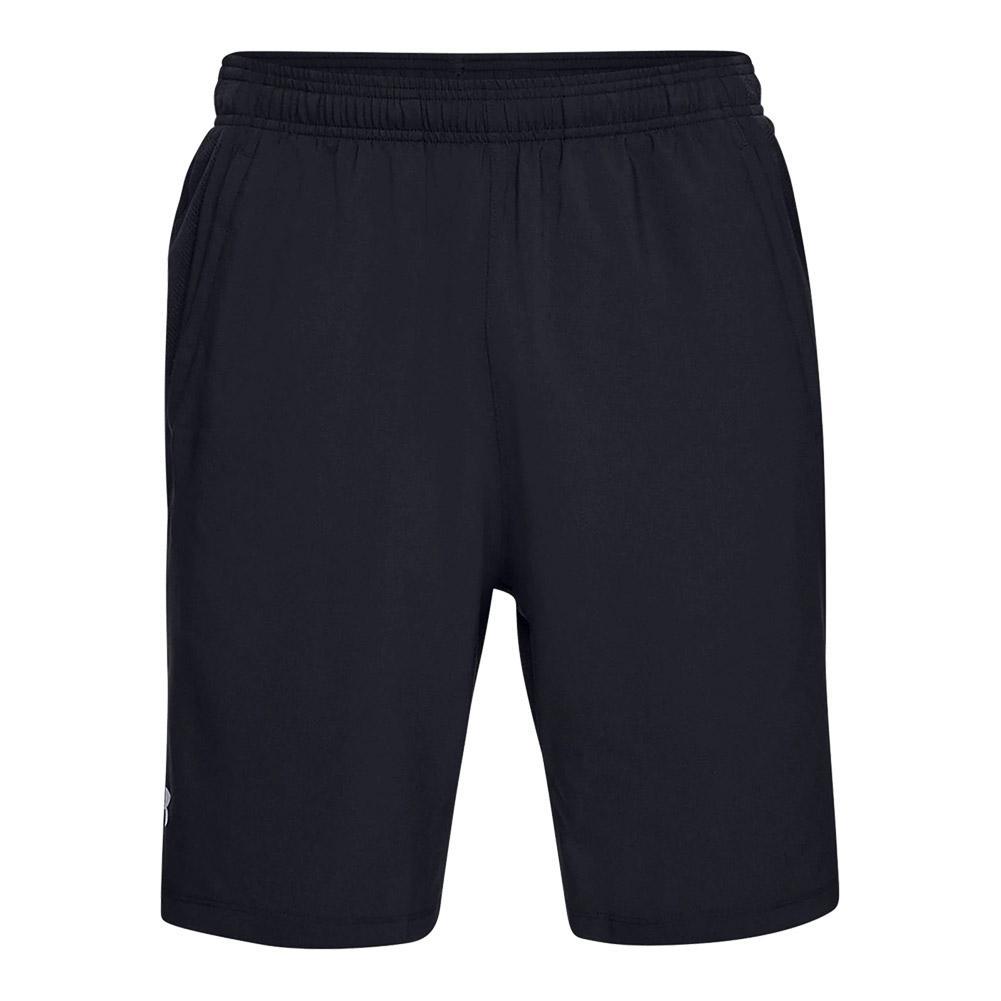 Men's Launch Stretch- Woven 9 Inch Short Black