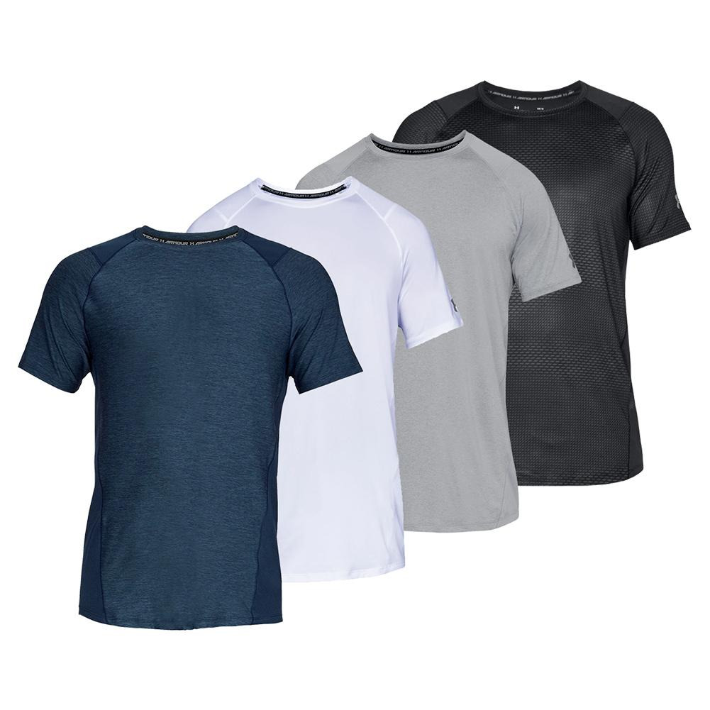 3f0840982e Under Armour Men`s MK1 Short Sleeve Top