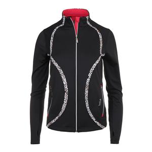 Women`s Safari Tennis Jacket Black