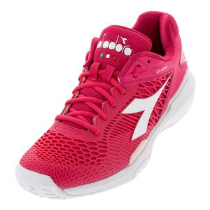 Women`s Speed Competition 5 AG Tennis Shoes Virtual Pink and White