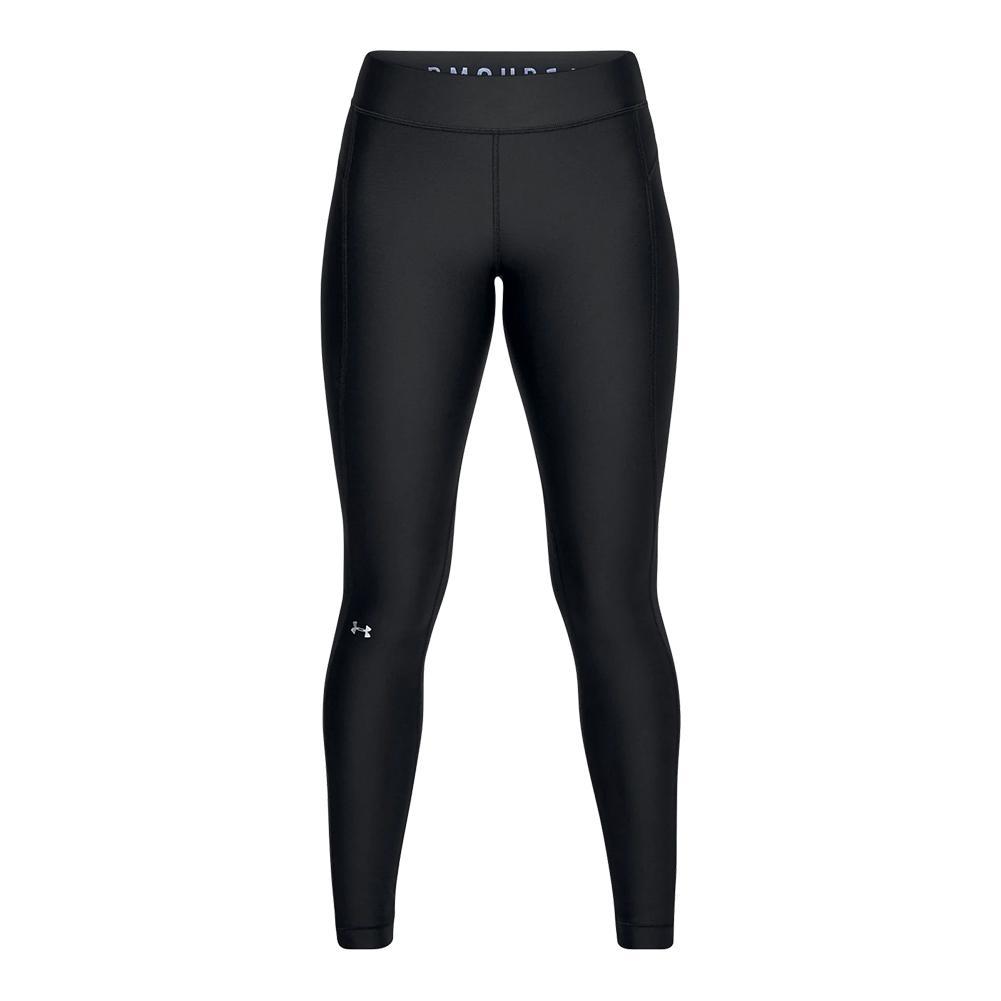 Women's Ua Heat Gear Armour Legging Black