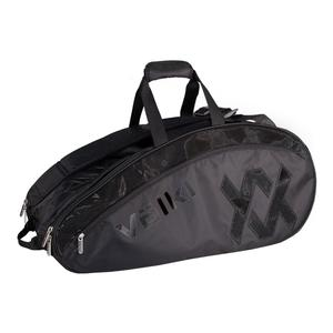 Tour Combi Tennis Bag Black and Stealth