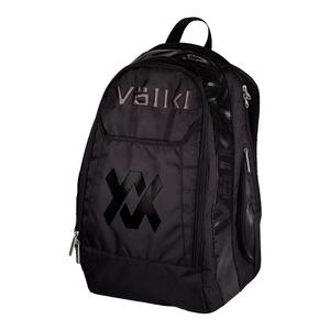 Tour Tennis Backpack Black and Stealth