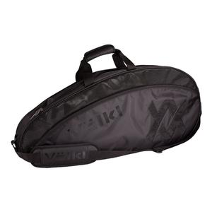 Tour Pro Tennis Bag Black and Stealth