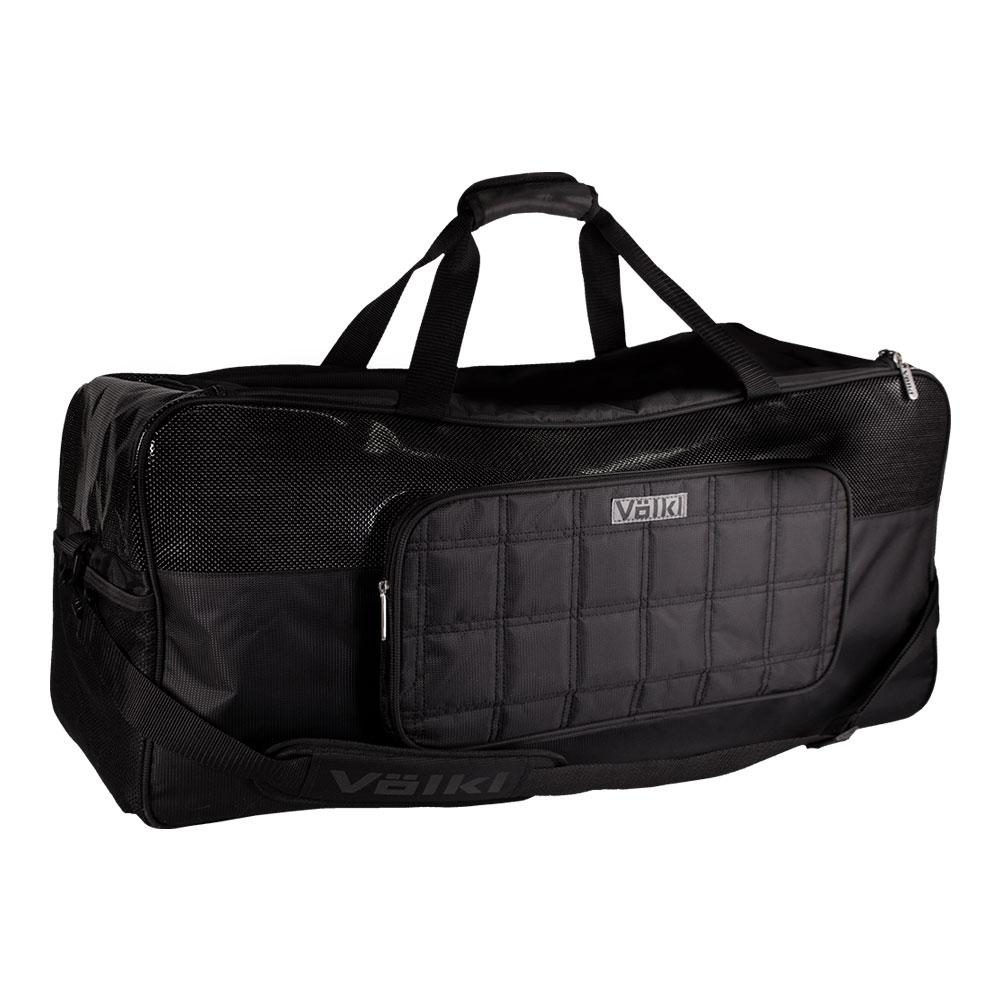 Tour Duffle Tennis Bag Black And Stealth