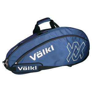 Team Pro Tennis Bag Navy and Silver