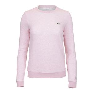 Women`s Fleece Long Sleeve Tennis Top Repens Chine