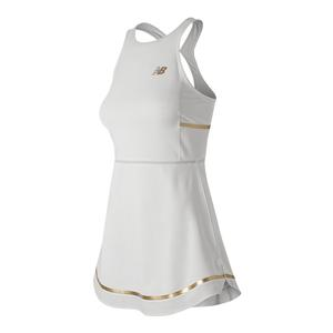 Women`s Tournament Tennis Dress White