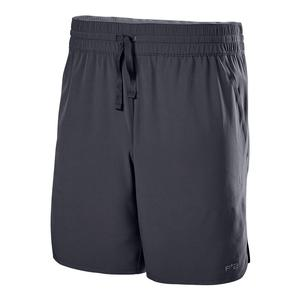 Men`s F2 Bonded 8.5 Inch Tennis Short Ebony